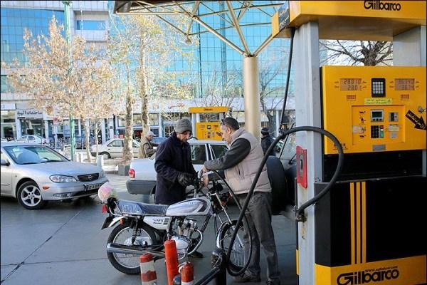 مصرف بنزین کل کشور حدود ۱۰ میلیون لیتر کاهش یافت