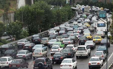 بیش از ۱۳۳ هزار دستگاه خودرو طی سه روز وارد گیلان شدند
