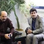 تقدیر رییس انجمن پزشکان عمومی از دانشگاه آزاد لاهیجان (2)