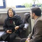 تقدیر رییس انجمن پزشکان عمومی از دانشگاه آزاد لاهیجان (4)
