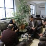 تقدیر رییس انجمن پزشکان عمومی از دانشگاه آزاد لاهیجان (8)