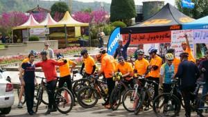 تور دوچرخه سواری لاهیجان 2 300x169 - گزارش تصویری تور دوچرخه سواری جشنواره نوروزی دوچرخه سواران شهرستان لاهیجان