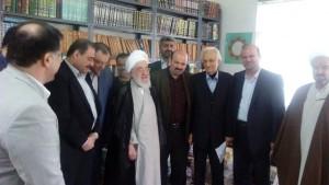 دیدار دانشگاهیان دانشگاه آزاد لاهیجان با آیت الله قربانی (11)