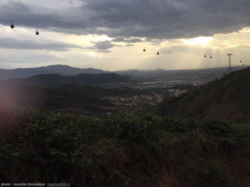 طبیعت زیبای لاهیجان به روایت تصویر