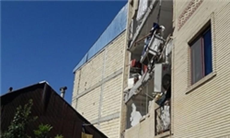 انفجار مهیب در شهر رشت/ تخریب ۲۱ خانه مسکونی و ۲ مصدوم