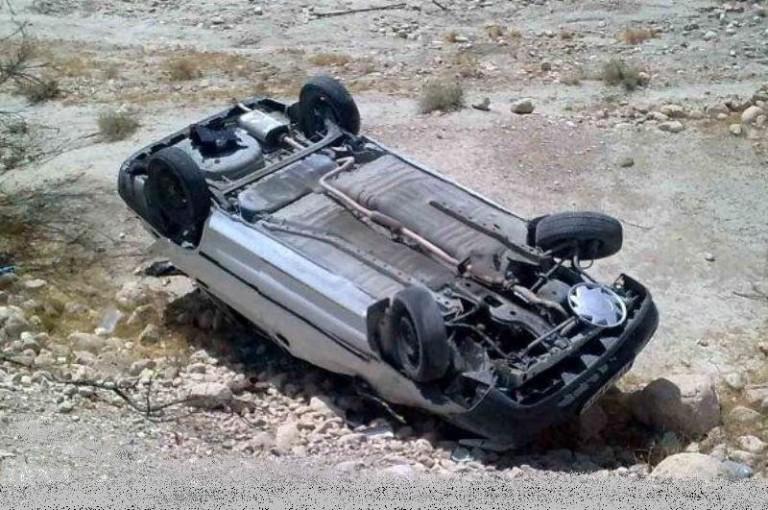 واژگونی و عدم توجه به جلو بیشترین عامل تصادفات در ۲ روز گذشته