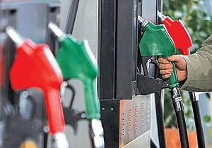 پر کردن باک خودروهای داخلی با سوخت وارداتی/ سوختن کارتهای سوخت