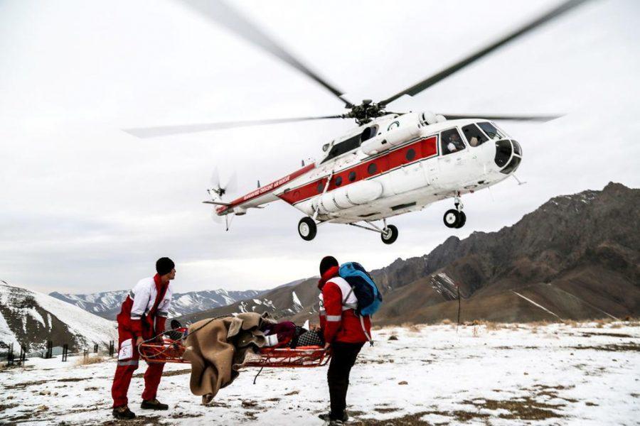 امدادرسانی سرخ پوشان به ۲۷۰۰ نفر/نجات ۲۶۵ مسافر نوروزی از مرگ