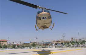 سقوط بالگرد اورژانس در استان فارس/ ۹ سرنشین جان باختند