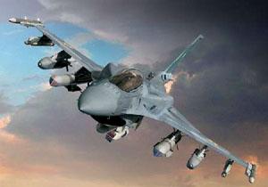 بمباران ارتش عراق از سوی جنگندههای آمریکایی