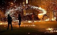 چهارشنبه سوری جان مردم را تهدید می کند