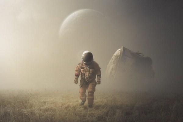 کاخ سفید به فکر اقامت در منظومه شمسی است + تصاویر