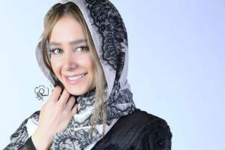 فعالیت الناز حبیبی به عنوان مانکن تبلیغاتی+تصاویر