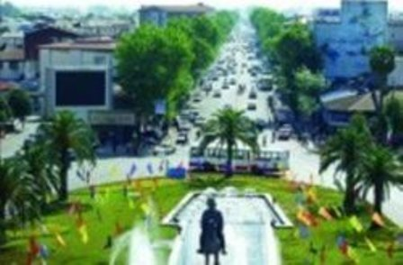 پیاده راه فرهنگی کلانشهر رشت افتتاح شد + تصاویر