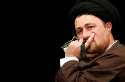 غزلخوانی سیدحسن خمینی+متن سروده