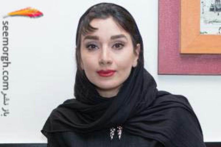 نوع آرایش بازیگر ایرانی او را شبیه به زن جذاب هالیوودی کرده است! +تصاویر