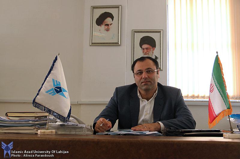 پیام نوروزی رئیس دانشگاه آزاد لاهیجان