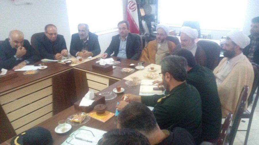 جلسه هماهنگی کنگره ۸هزار شهید استان گیلان در فرمانداری شهرستان رودسر برگزار شد + تصاویر