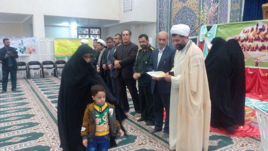 گزارش تصویری برگزاری جشن ولادت حضرت زهرا و گرامیداشت روز زن در شهرستان املش