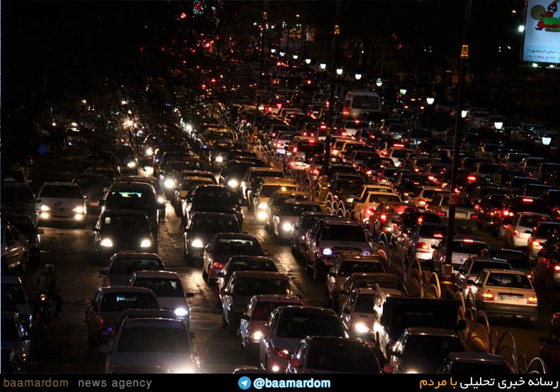 ترافیک؛ سوغات مسافران عبوری برای لاهیجان / گزارش تصویری