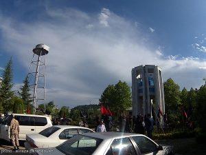 بادواره شهدای گمنام دانشگاه آزاد اسلامی واحد لاهیجان (3)