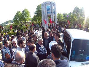 بادواره شهدای گمنام دانشگاه آزاد اسلامی واحد لاهیجان (4)