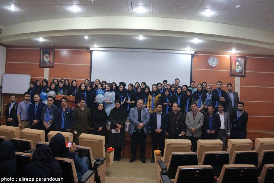 بزرگداشت شیخ بهایی و جشن روز معمار در دانشگاه آزاد لاهیجان + تصاویر