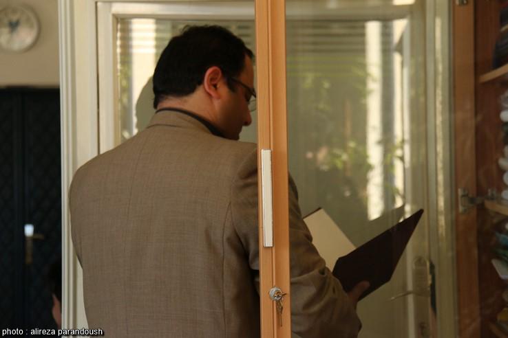 گزارش تصویری دیدار های نوروزی رییس دانشگاه آزاد واحد لاهیجان