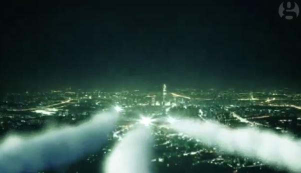 انتشار ویدئوی بمباران سئول/کاخ ریاستجمهوری کرهجنوبی ویران شد+ تصاویر