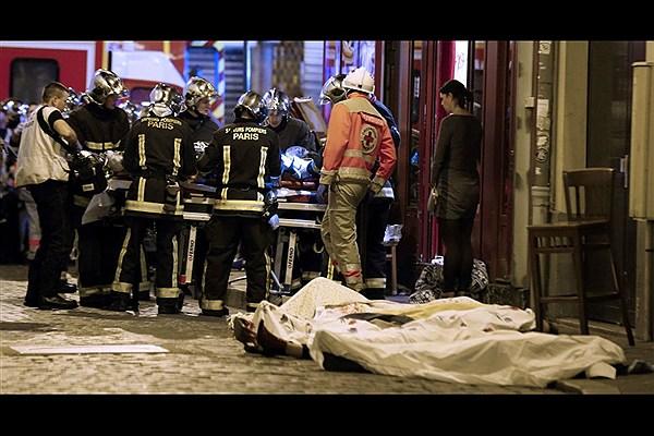 مظنون اصلی حملات تروریستی پاریس دستگیر شد