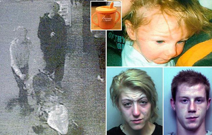 مادر بی رحم کودک ۲۱ ماهه به اعدام محکوم شد + عکس
