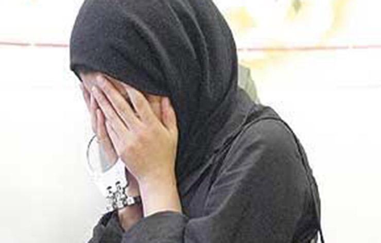سوسن خانم دختر ۱۵ ساله را به خلوتگاه شیطان برد