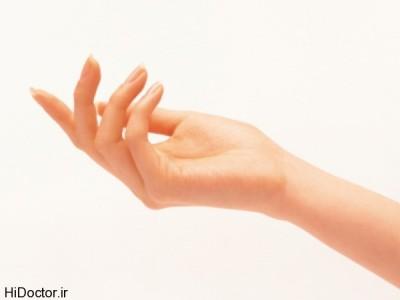 دستان شما نشان دهنده وضعیت سلامتیان است