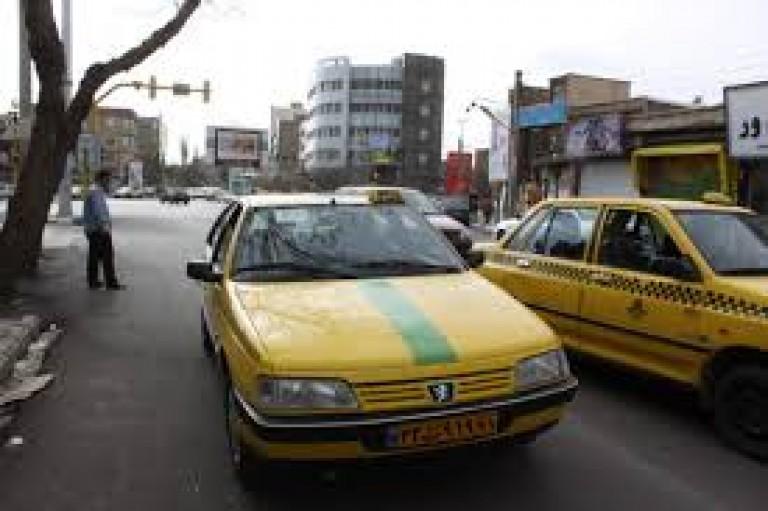 تجاوز دو مرد به دختر۱۷ساله در تاکسی