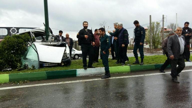 جان باختن ۲۸۰ نفر در تصادفات ایام نوروز