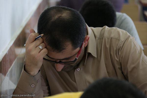 آزمون کارشناسی ارشد دانشگاه آزاد در لاهیجان (10)