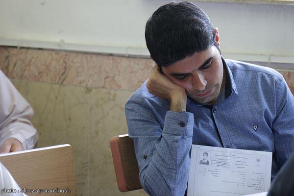 آزمون کارشناسی ارشد دانشگاه آزاد در لاهیجان (21)