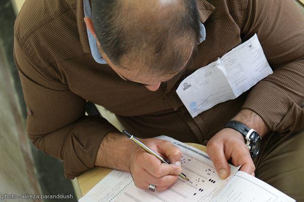 آزمون کارشناسی ارشد دانشگاه آزاد در لاهیجان (22)