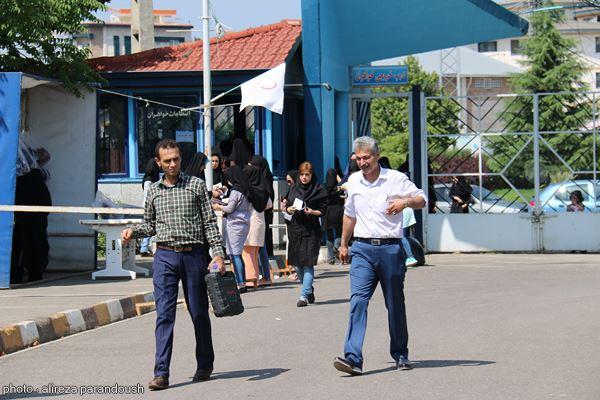 آزمون کارشناسی ارشد دانشگاه آزاد در لاهیجان (3)