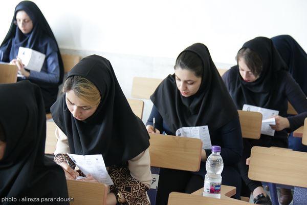 آزمون کارشناسی ارشد دانشگاه آزاد در لاهیجان (34)