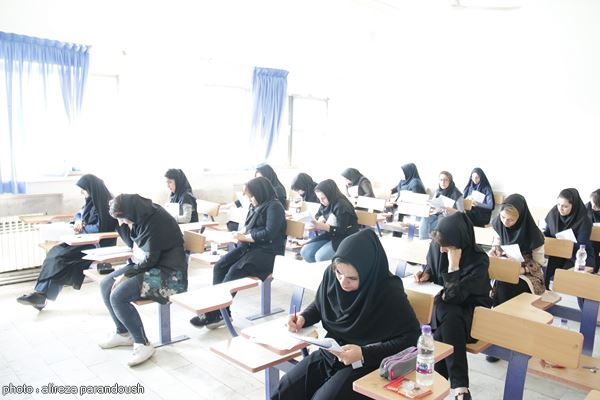آزمون کارشناسی ارشد دانشگاه آزاد در لاهیجان (35)