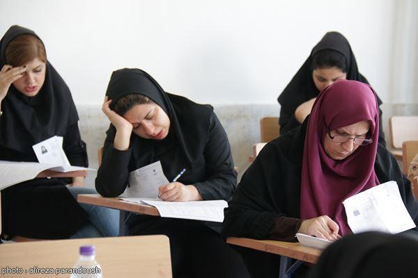 آزمون کارشناسی ارشد دانشگاه آزاد در لاهیجان (37)