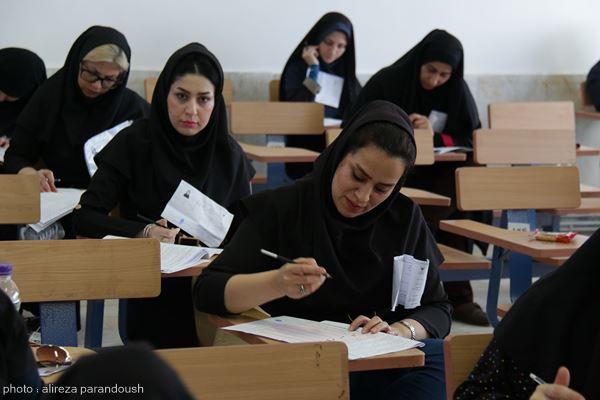 آزمون کارشناسی ارشد دانشگاه آزاد در لاهیجان (40)