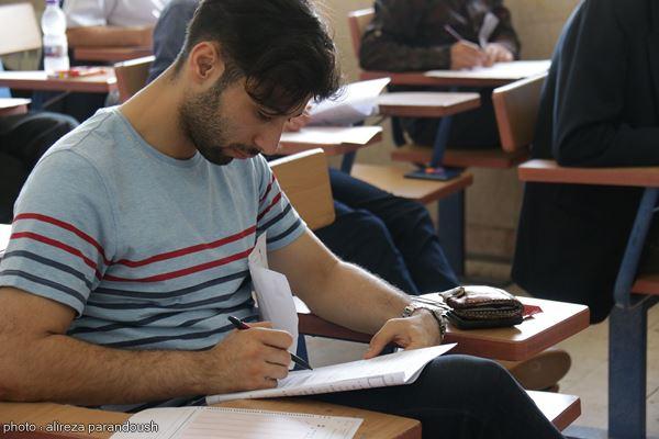 آزمون کارشناسی ارشد دانشگاه آزاد در لاهیجان (7)