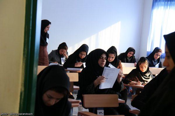 آزمون کارشناسی ارشد سال 95 دانشگاه آزاد اسلامی در شهرستان لاهیجان + تصاویر (12)