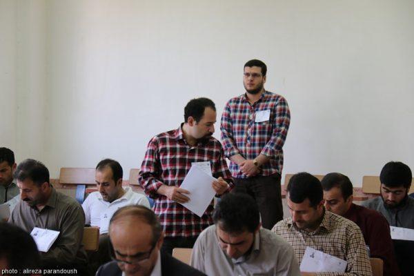 آزمون کارشناسی ارشد سال 95 دانشگاه آزاد اسلامی در شهرستان لاهیجان + تصاویر (17)