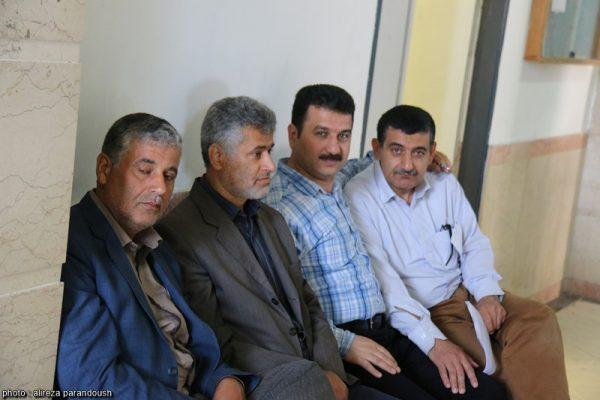 آزمون کارشناسی ارشد سال 95 دانشگاه آزاد اسلامی در شهرستان لاهیجان + تصاویر (22)