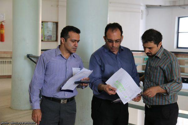 آزمون کارشناسی ارشد سال 95 دانشگاه آزاد اسلامی در شهرستان لاهیجان + تصاویر (23)