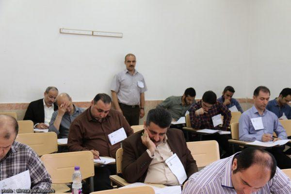 آزمون کارشناسی ارشد سال 95 دانشگاه آزاد اسلامی در شهرستان لاهیجان + تصاویر (25)