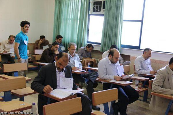 آزمون کارشناسی ارشد سال 95 دانشگاه آزاد اسلامی در شهرستان لاهیجان + تصاویر (29)